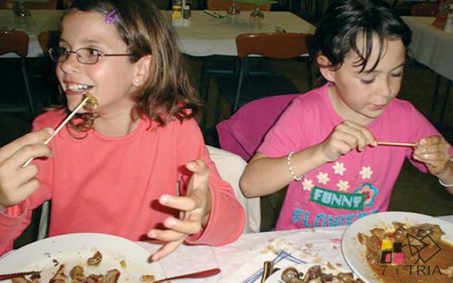 Educar en hàbits alimentaris: Tasta-ho, és bo!