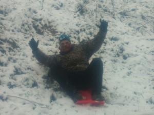 Un dia a la neu amb nens