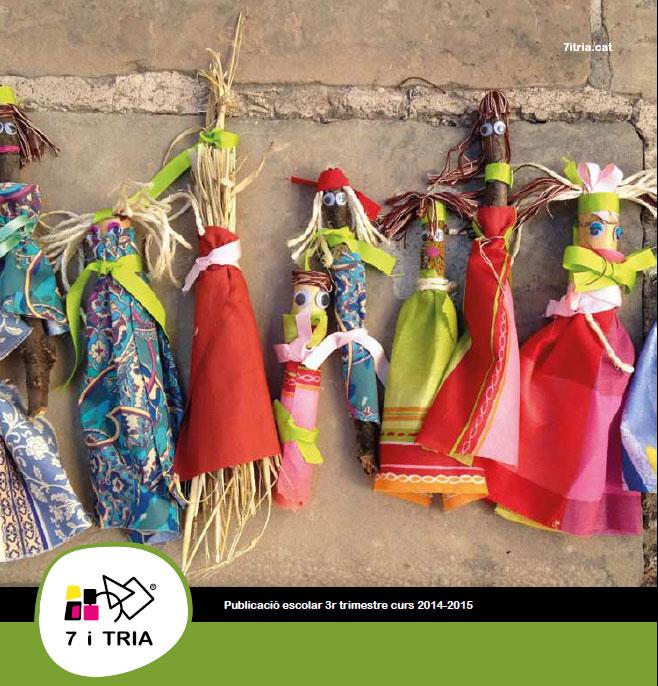 Revista pedagògica de 7 i tria