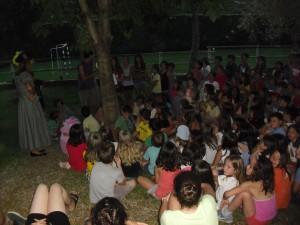 DIARI D'UN SOMNI D'ESTIU·Dilluns 4 de juliol