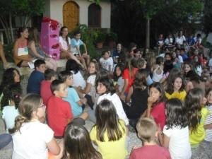 DIARI D'UN SOMNI D'ESTIU· Dimarts 5 de juliol