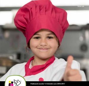 Revista del Menjador Escolar de 7 i TRIA