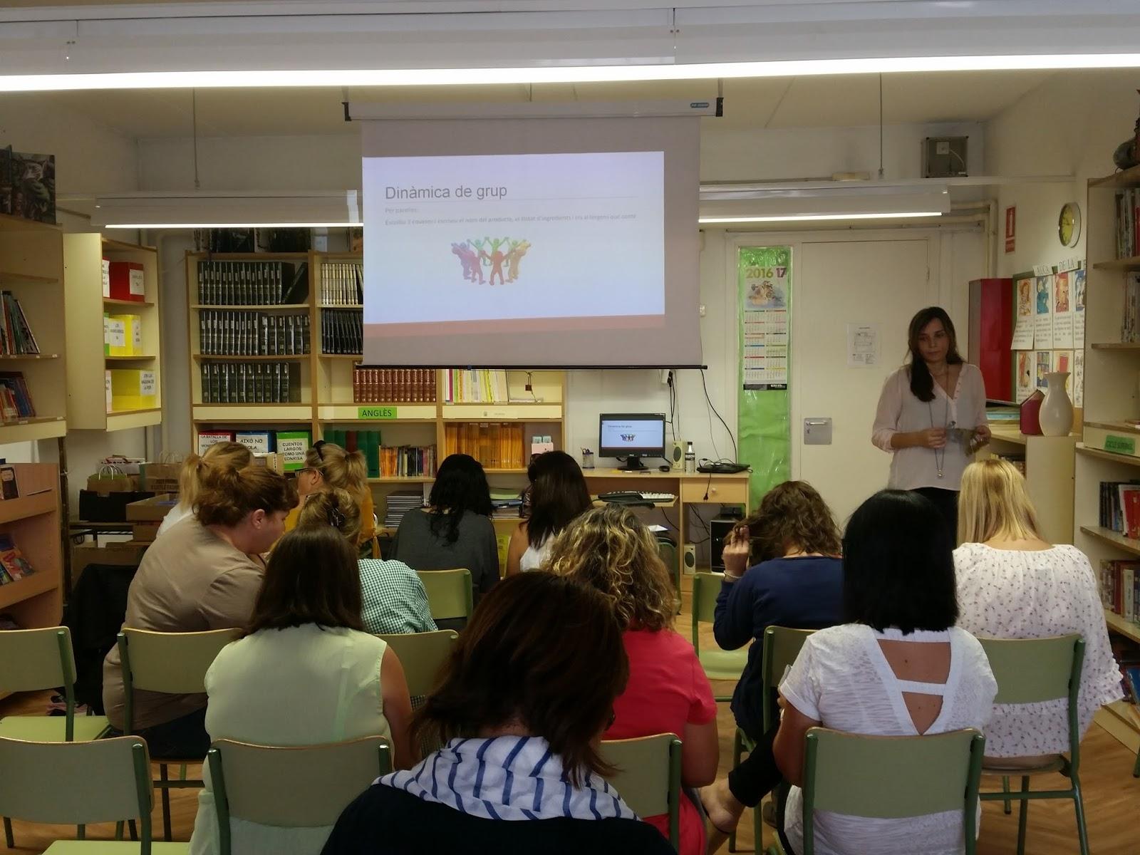 Formació en al·lèrgies i intoleràncies al menjador escolar