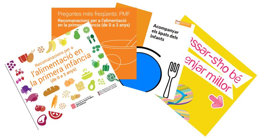 Consells d'alimentació als menjadors escolars