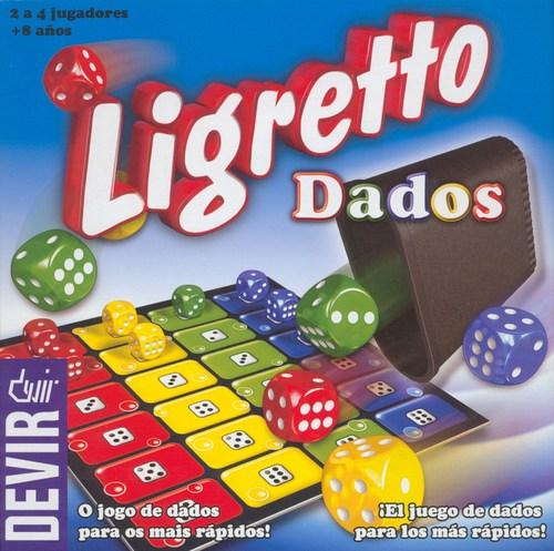 Joc de taula Ligretto