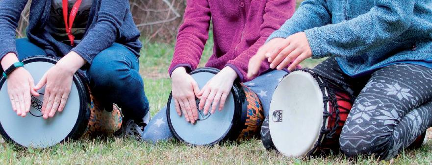 Al so dels tambors. El menjador que jo somio